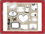 Charms and Decorative parts